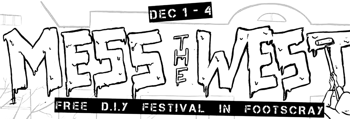 Mess the West Festival 2016